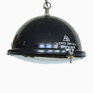 Vintage Industrial Pendant Lamp from EKA