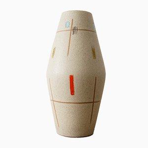 Large Mid-Century Ceramic Floor Vase from Scheurich