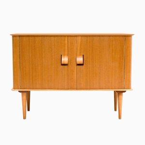 Credenza in legno curvato e faggio di Alphons Loebenstein per Meredew, anni '50
