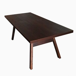 Mid-Century Torbecchia Dining Table by Giovanni Michelucci for Poltronova