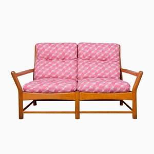 Danish Teak 2-Seater Sofa, 1950s