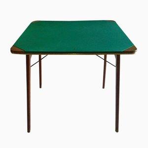Tavolo da gioco Mid-Century di Gio Ponti per Fratelli Reguitti, anni '60