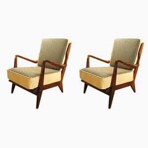 Italienische Vintage 516 Sessel von Gio Ponti, 1958