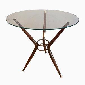 Tavolino da caffè Mid-Century di Cesare Lacca