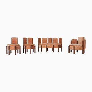 Modulares Italienisches Vintage Sofa System von Carlo Scarpa