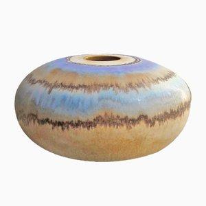 Mid-Century Vase aus Keramik von Kamini
