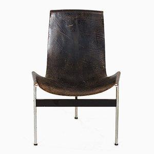 Chaise T-Chair Vintage par William Katavalos, Ross Littel & Douglas Kelley pour Laverne Int.