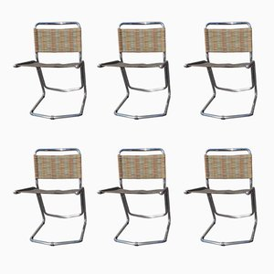 Chairs from Saporiti Italia, 1960s, Set of 6