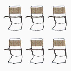 Stühle von Saporiti Italia, 1960er, 6er Set
