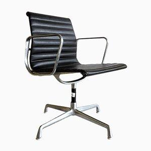 Sedia modello EA 108 di Charles & Ray Eames per ICF per Hermann Miller, anni '60
