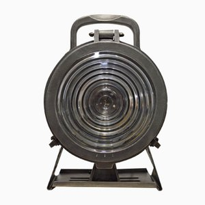 Lámpara locomotive, años 50