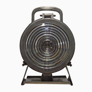 Lokomotive Lampe, 1950er