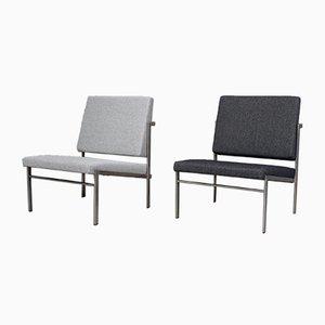 Niederländische Vintage Parlez Sessel von Rob Parry für Kuipers, 1960er, 2er Set