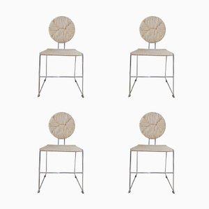 Stühle von Kazuhide Takahama, 1970er, 4er Set