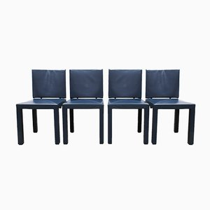 Arcara Dining Chairs by Paolo Piva for B&B Italia, 1980s, Set of 4