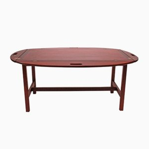 Mahogany Coffee Table, 1960s