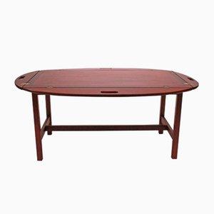 Mahogany Coffee Table, 1960s