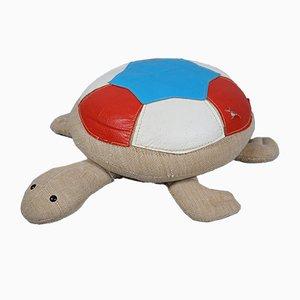 Giocattolo vintage a forma di tartaruga di Renate Muller per H. Josef Leven KG, 1971