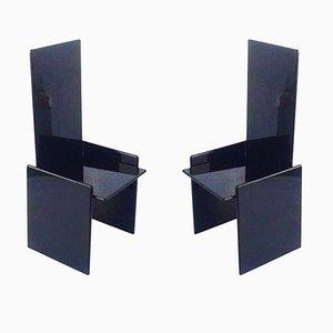 Kazuki Chairs by Kazuhide Takahama for Gavina, 1968, Set of 2