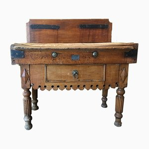 Table de Boucher Antique