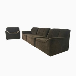 Modular Alpha Sofa from Cor, 1960s, Set of 4
