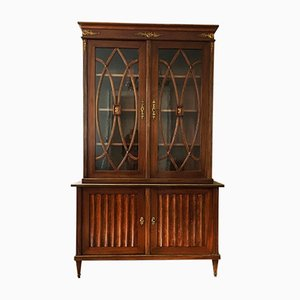 Mahogany Display Cabinet, 1920s