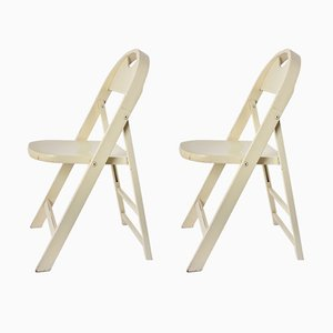 Tric Chairs by Castiglioni for BBB Emmebonacina, 1965, Set of 2