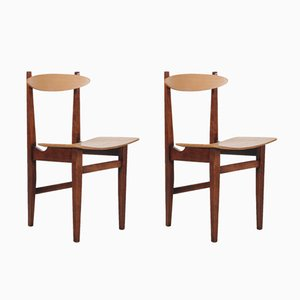 200-102 Chairs by Maria Chomentowska for Zakłady, Set of 2