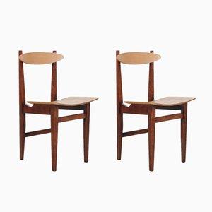 200-102 Stühle von Maria Chomentowska für Zakłady, 2er Set