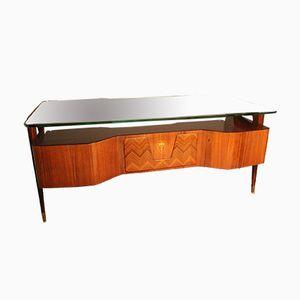 Mid-Century Italian Executive Desk by Vittorio Dassi, 1950s