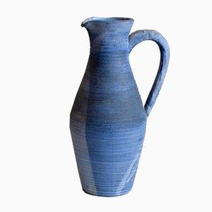 Vintage Keramik Vase oder Krug von K. Bail