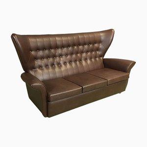 Sofa aus Skai, 1970er