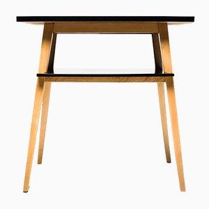 Tavolino da televisione di Leśniewski & Lejkowski per Cracow Furniture Factory, anni '60