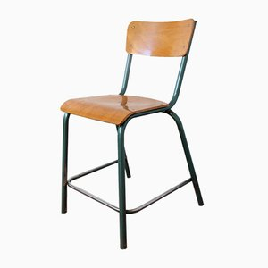 Vintage Industrial Chair from Mullca