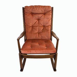 PK1016-19 Rocking Chair from Parker Knoll, 1960s