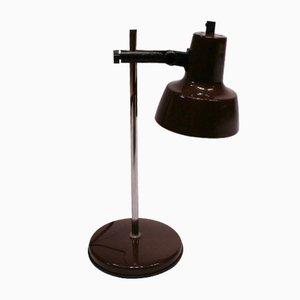 Lámpara de mesa vintage de ES Horn
