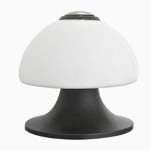 Glas Tischlampe von Stilux Milano, 1960er