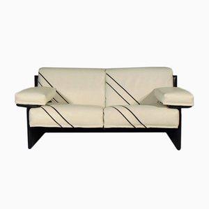 Vintage Scutos 2-Sitzer Sofa von Studio Dieci für Luigi Sormani, 1986
