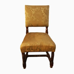 Antique Austrian Solid Wood Chair, 1880s