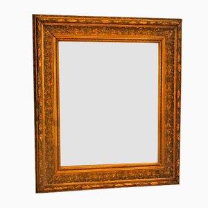 Specchio a muro antico
