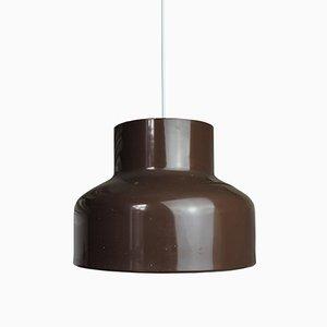 Lámpara colgante danesa, años 60