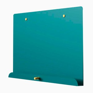 Water Blue Myosotis Magnetic Notice Board by Richard Bell for Psalt Design, 2012