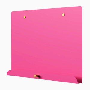 Bacheca magnetica Myosotis rosa di Richard Bell per Psalt Design, 2012