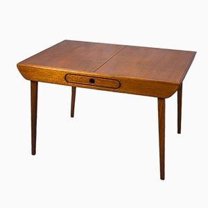 Table de Salle à Manger Mid-Century Extensible par Louis van Teeffelen pour Wébé, 1960s