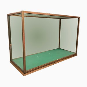 Vintage Museum Vitrine from Edmonds & Co Ltd