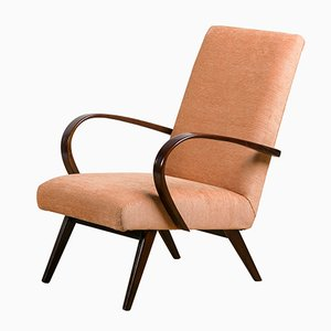 Model 53 Armchair by Jaroslav Smídek for TON, 1950s
