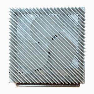 Ventilateur de Table Ariante Vintage par Marco Zanuso pour Vortice Elettrosociali, Italie, 1970s