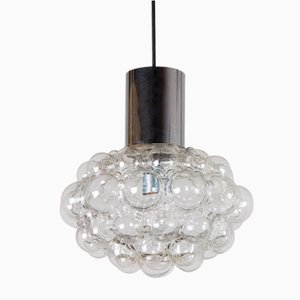 Mid-Century Bubble Glass Lamp by Helena Tynell & Heinrich Gantenbrink for Limburg, 1960s