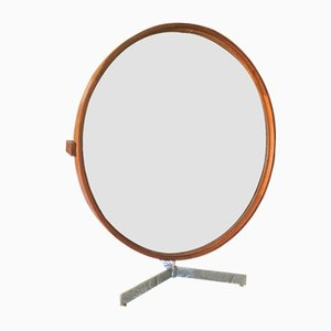 Table Mirror by Uno & Östen Kristiansson for Luxus, 1960s