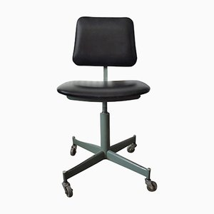 Industrial Office Chair from Lusodex, 1970s